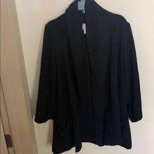 Lauren Conrad long cardigan/blazer